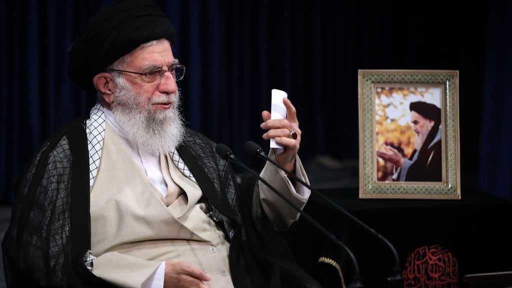 Sayed Khamenei: «les pays musulmans n'accepteront jamais l'humiliation d'un compromis avec l'entité sioniste»