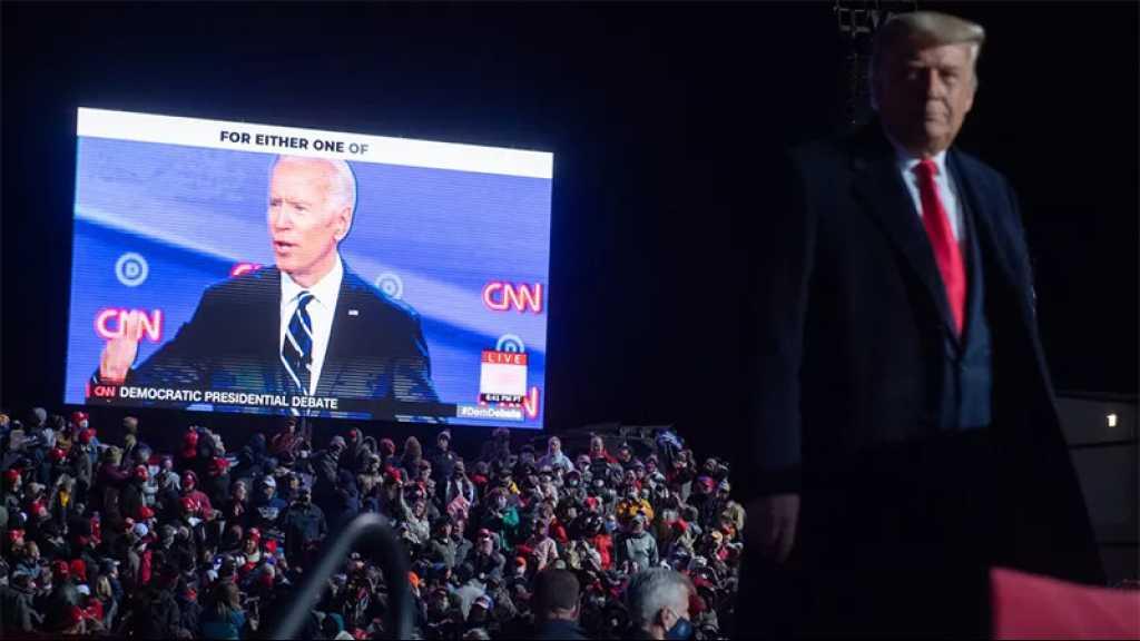 Présidentielle US: Trump parcourt l'Amérique, Obama attendu en soutien de Biden