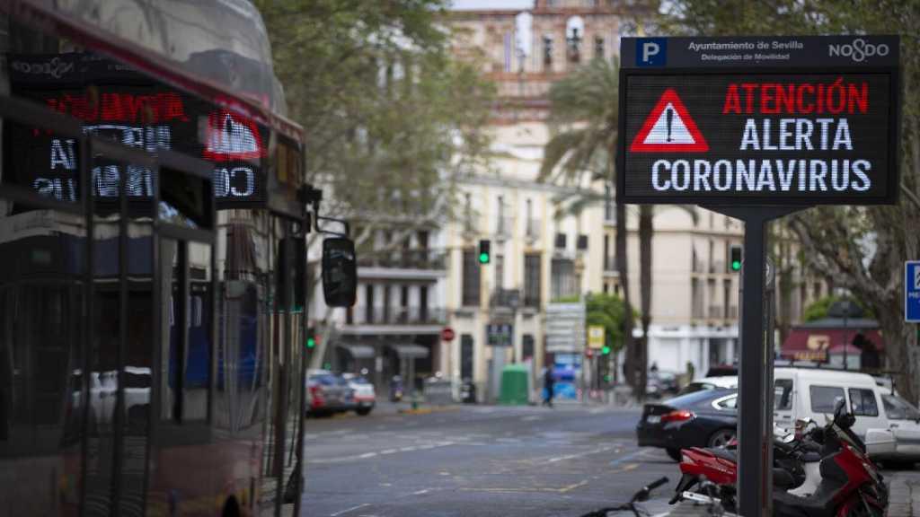 Coronavirus: une partie de l'Europe se barricade, décès d'un volontaire des tests d'un vaccin