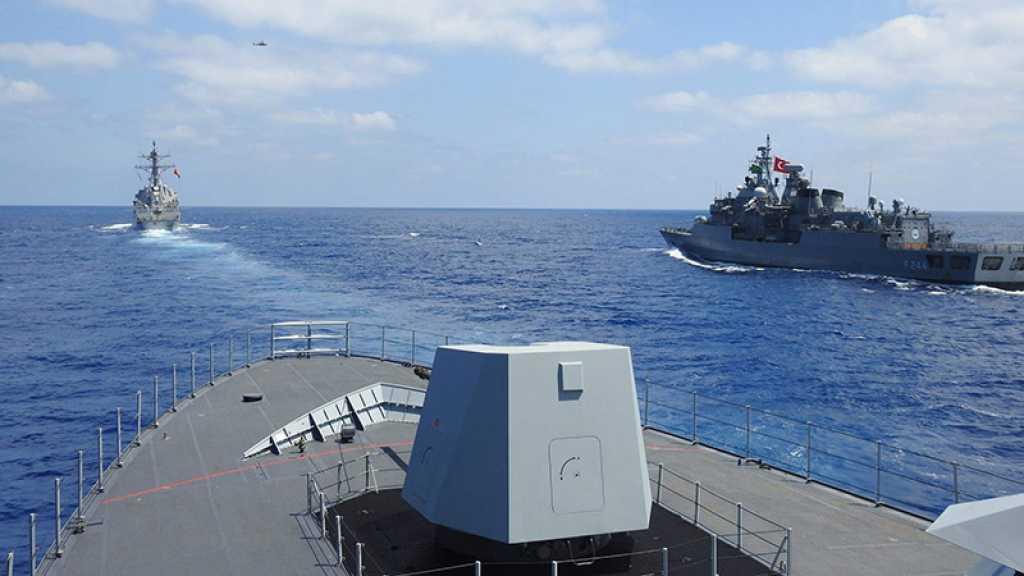 Méditerranée: la Turquie rejette des «allégations infondées» de ses rivaux