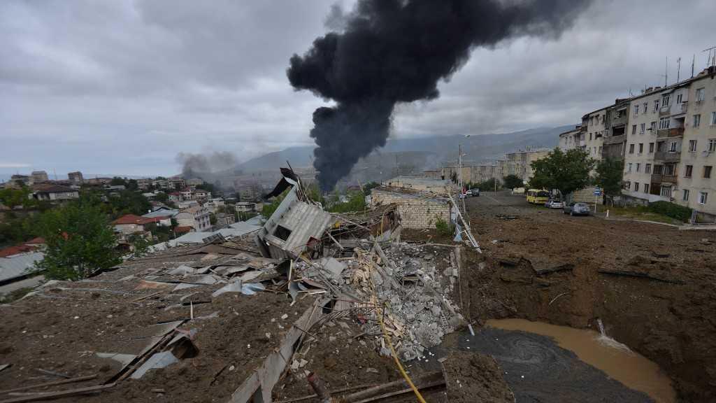 Nagorny Karabakh: une troisième tentative de cessez-le-feu vole en éclat