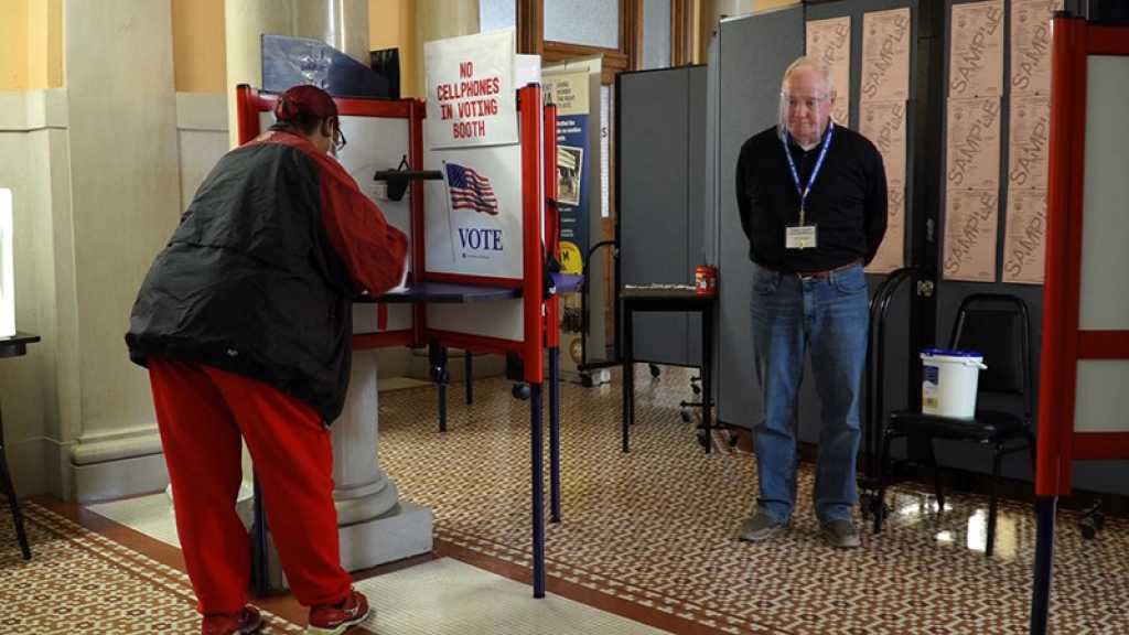 Présidentielle US: le vote anticipé déjà plus important qu'en 2016