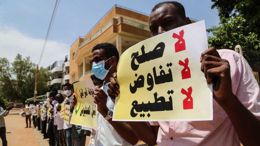 Normalisation: Les Soudanais reprochent à leurs dirigeants d'avoir franchi une ligne rouge