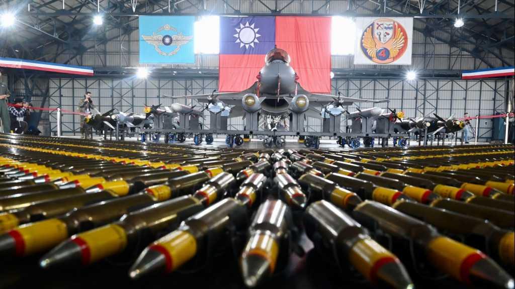 Vente d'armes à Taïwan: Pékin va sanctionner des firmes américaines