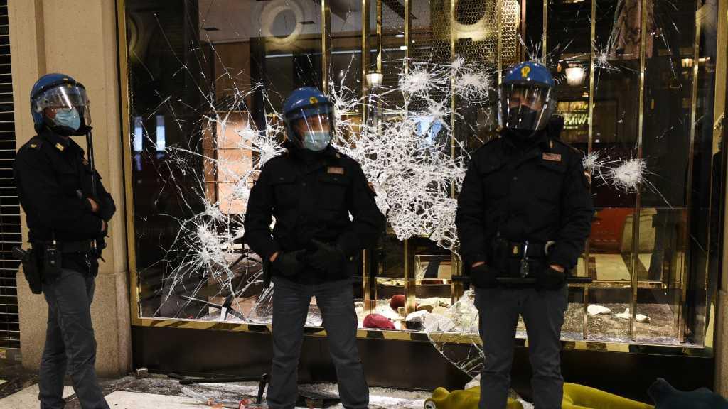 Covid-19: colère en Italie et en Espagne, craintes de reconfinement en France