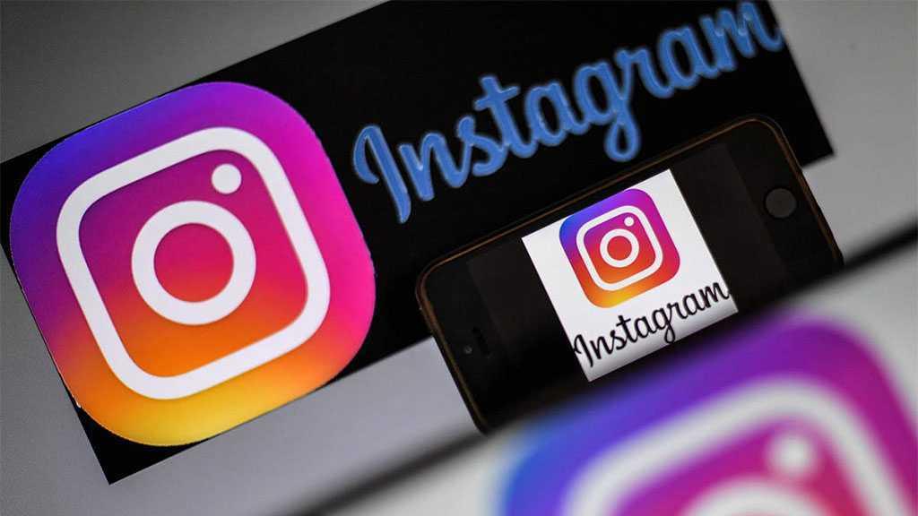 Instagram bloque la page en langue française de sayed Khamenei