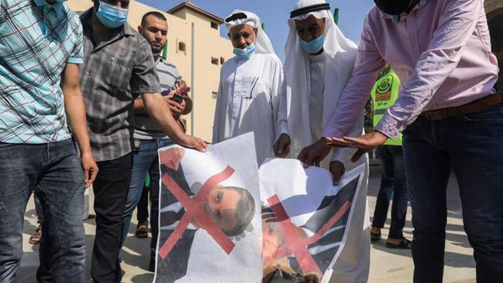 Caricatures: les Émirats arabes unis soutiennent Macron face aux critiques