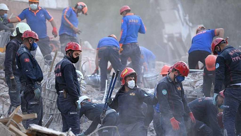 Le bilan du séisme en Turquie atteint les 100 morts