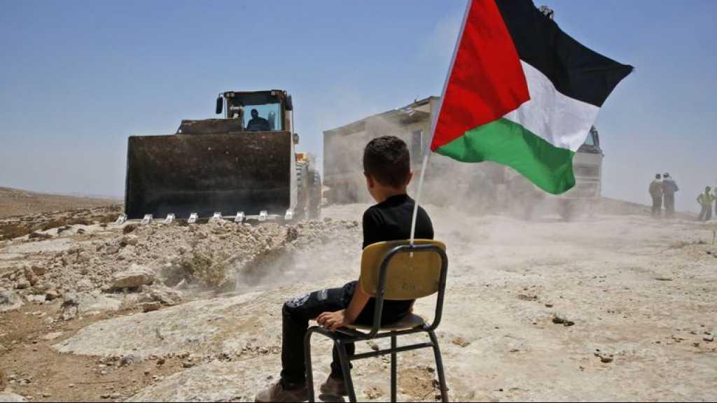 L'UE dénonce les démolitions d'écoles palestiniennes par «Israël»