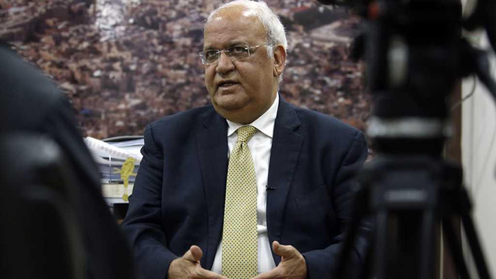 Le négociateur et haut dirigeant palestinien Saëb Erekat est décédé+