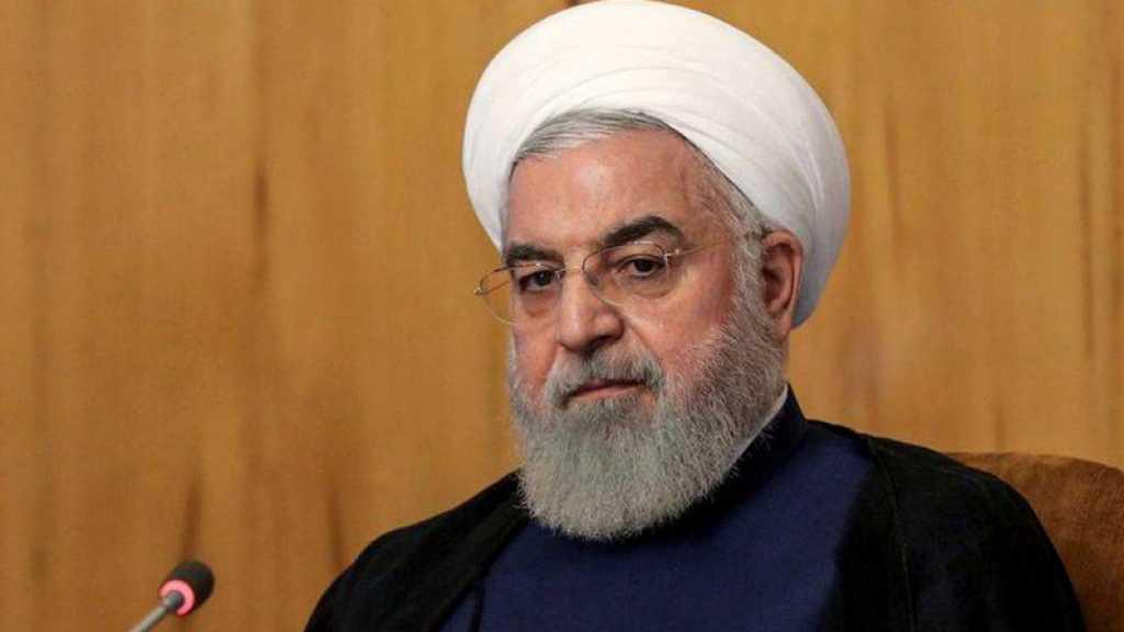 Levée des sanctions: ne manquer aucune occasion, dit le président iranien