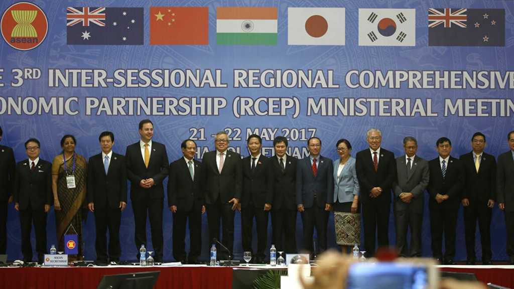 Asie: signature attendue du plus important accord commercial du monde, soutenu par Pékin