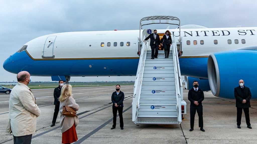 Mike Pompeo arrive en France avant de rencontrer Emmanuel Macron lundi