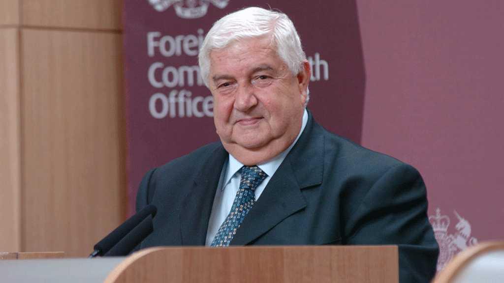 Syrie : décès du ministre des Affaires étrangères, Walid Mouallem
