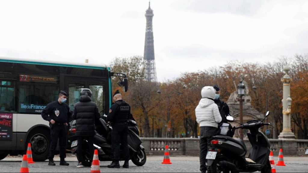 Covid-19: la France approche les deux millions de cas