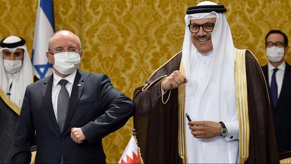 «Israël», Bahreïn et les USA organiseront mercredi une réunion trilatérale à Al-Qods occupée