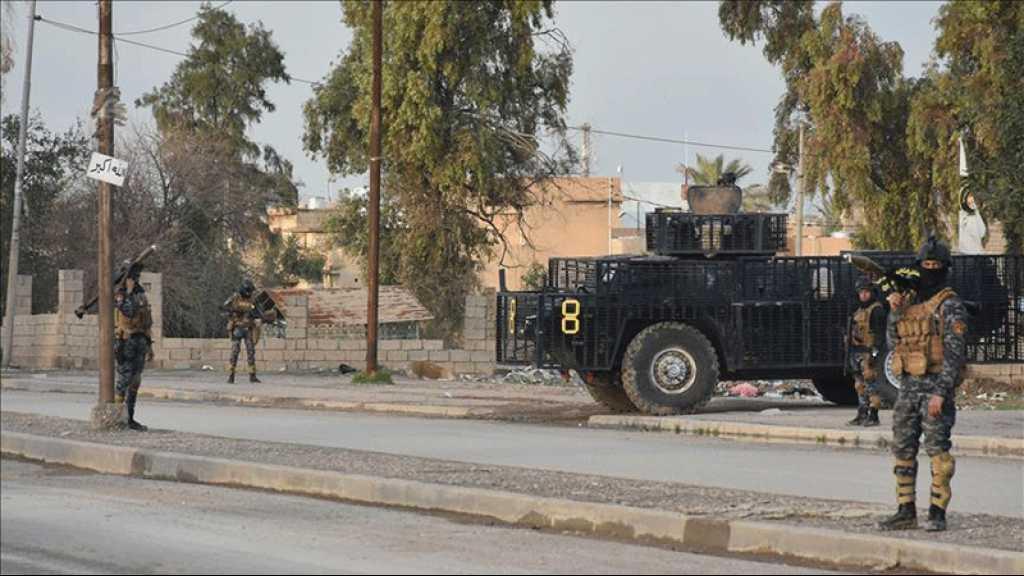 Irak : démantèlement du plus grand réseau de «Daech» à Diyala