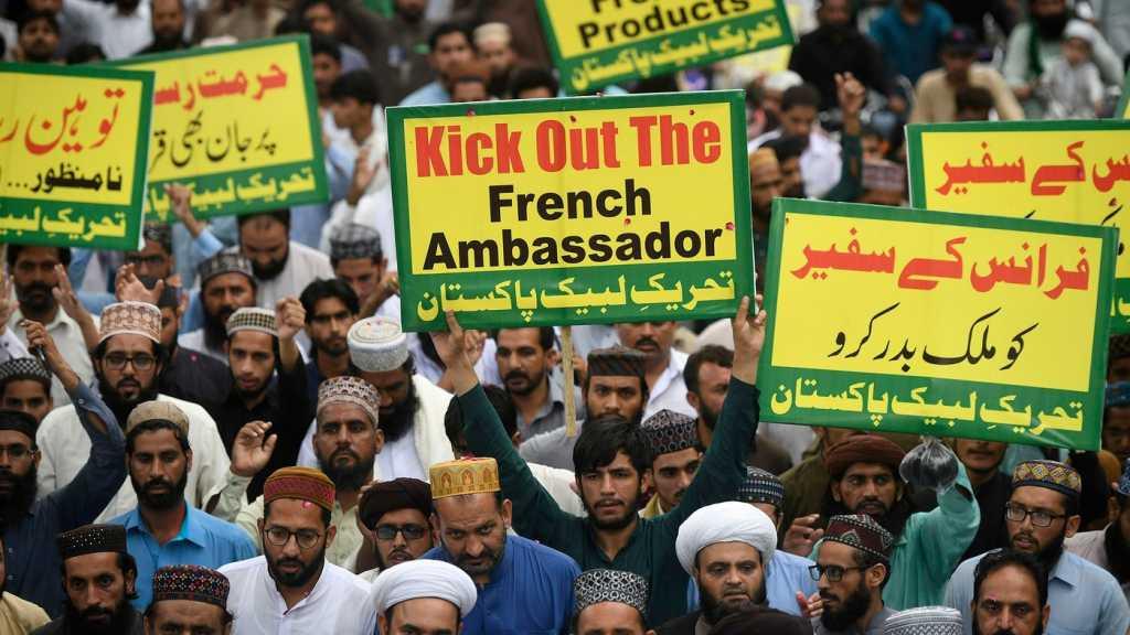 Caricatures: nouvelle manifestation contre la France au Pakistan