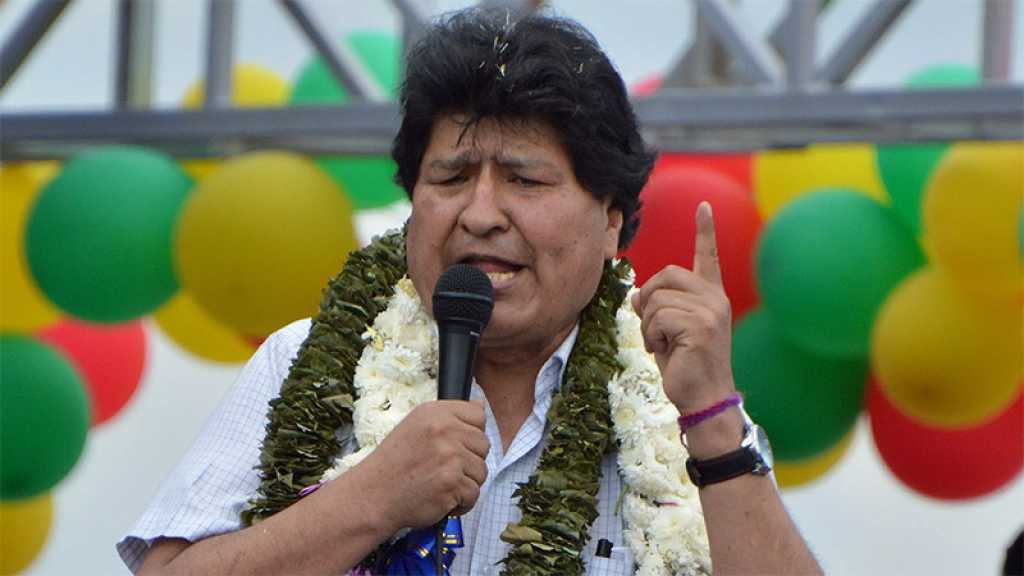 Bolivie: Morales reprend la tête du parti vainqueur de la présidentielle