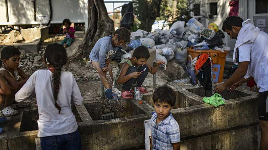 Migrants en Grèce: le Conseil de l'Europe dénonce des conditions de rétention «inhumaines»