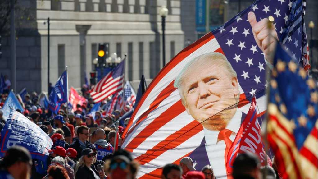 Etats-Unis: pour la moitié des républicains, l'élection de Biden est le résultat d'un vote «truqué»