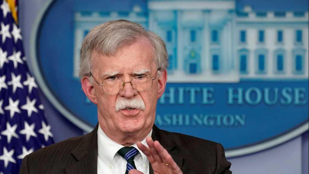 Bolton craint que Trump ait probablement une «liste d'ennemis» avec plus de personnes à licencier