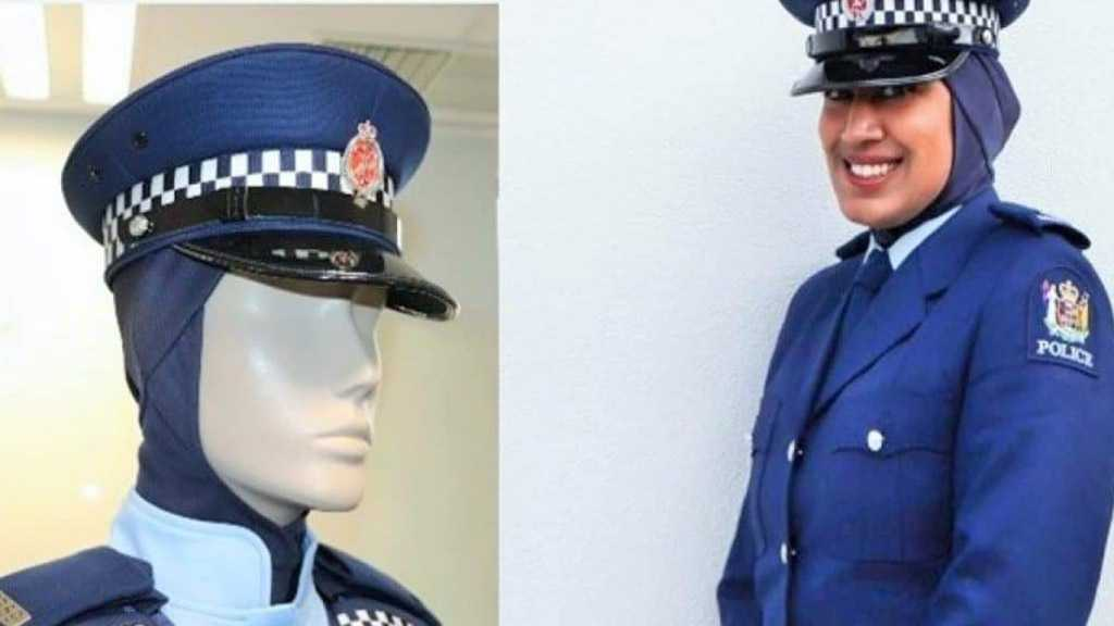La police néo-zélandaise intègre le hijab à son uniforme