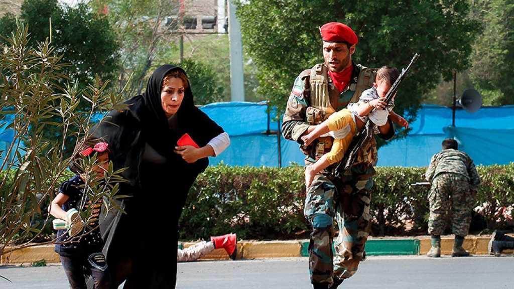 Les mains sales de l'Arabie dans des attentats terroristes en Iran