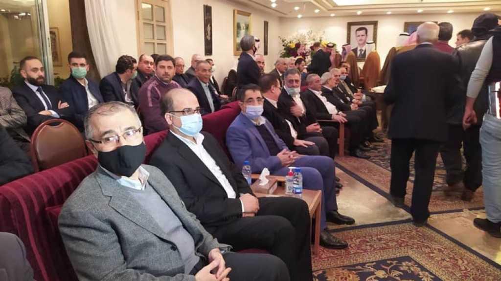 Haut responsable du Hezbollah à AlAhed: Mouallem était le ministre des AE de toute la Résistance