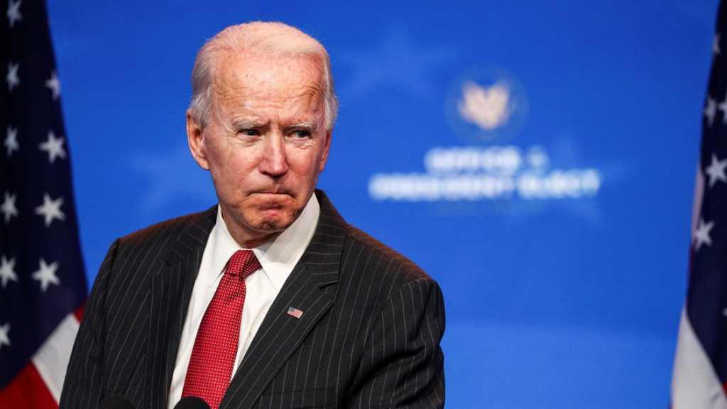 Etats-Unis: Biden dénonce «l'incroyable irresponsabilité» de Trump