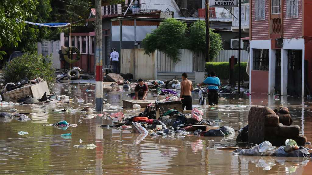 Ouragan Iota: le bilan passe à 44 morts en Amérique centrale