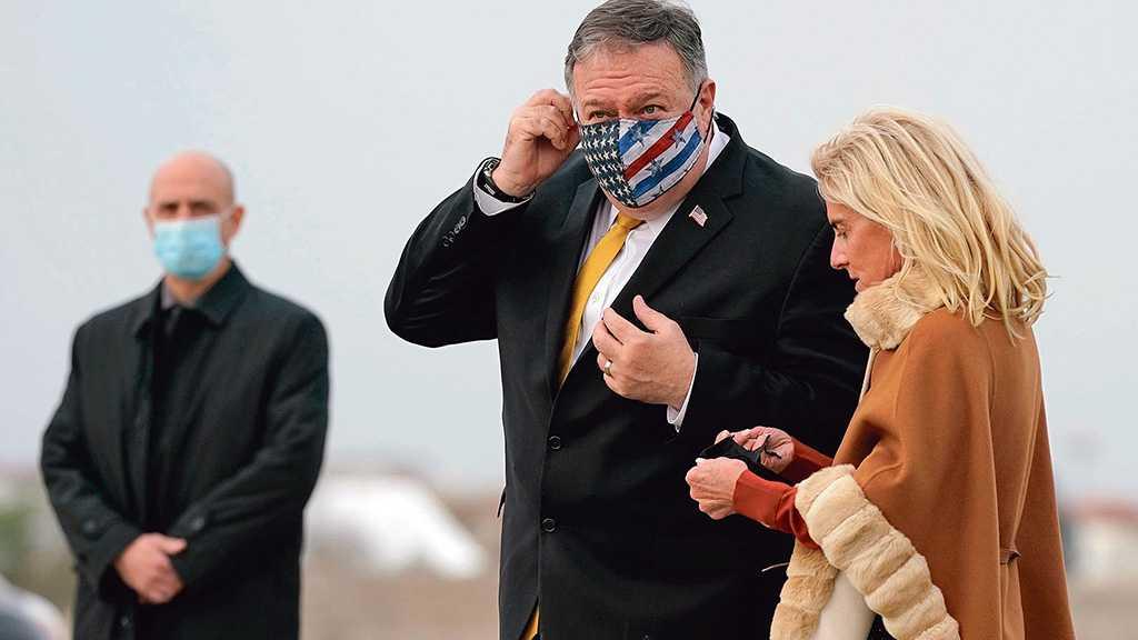 L'étrange tournée de Pompeo alors que les alliés des USA ont déjà tourné la page de la présidence Trump
