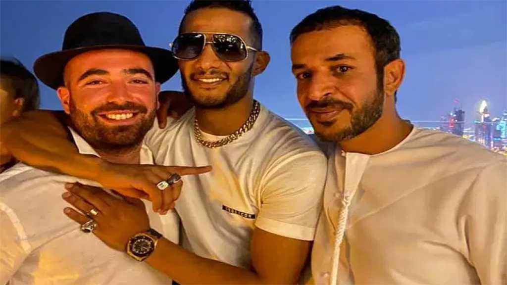 La photo d'une star égyptienne aux côtés d'un chanteur israélien fait polémique