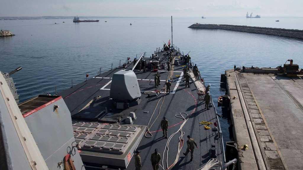 La Russie a accusé un destroyer américain de violation de la frontière