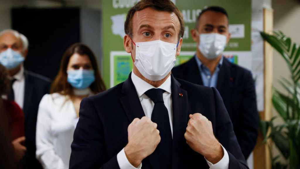Coronavirus: Macron face aux Français pour donner un cap et un peu d'espoir