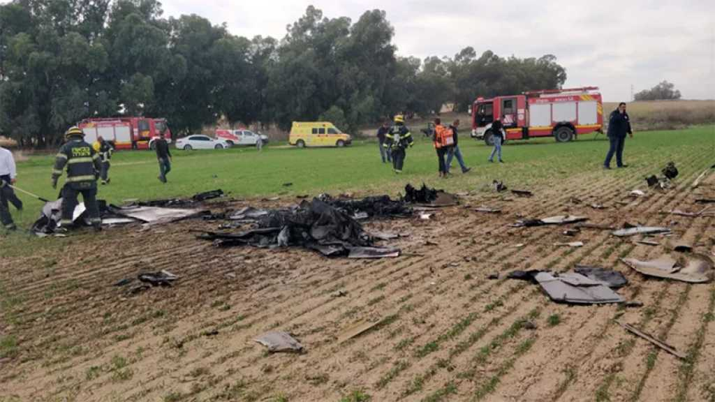 «Israël»: crash d'un avion léger près de «Beer Sheva», 2 morts