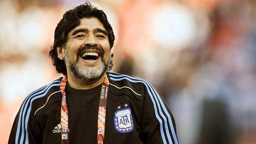 Légende du football, Diego Maradona est mort à 60 ans