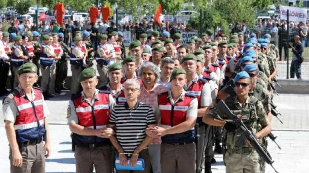 Turquie: des centaines de suspects encourent la prison à vie en lien avec le coup manqué