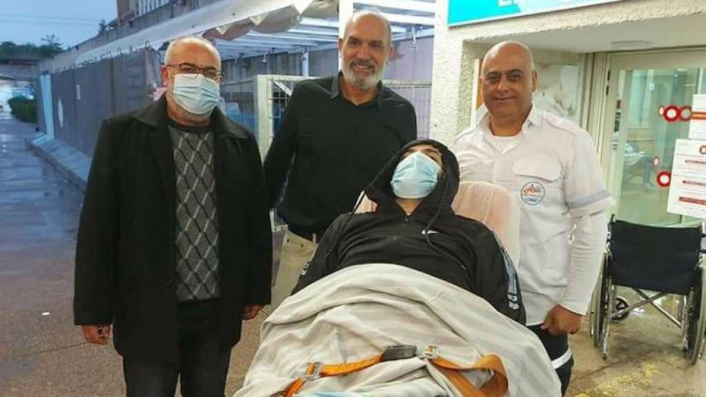 Maher Al-Akhras libéré: Nous avons triomphé de cette occupation grâce à notre détermination