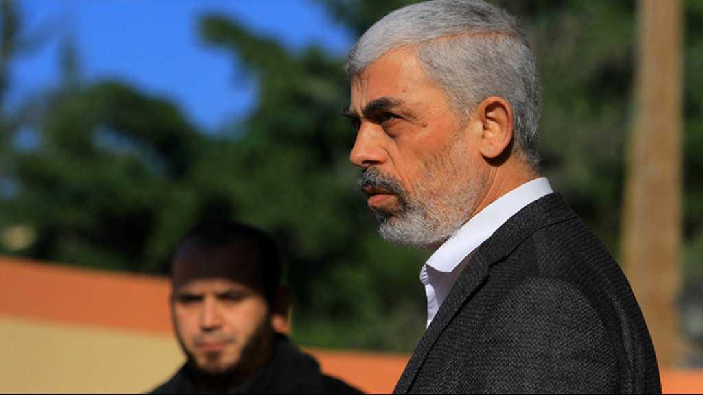 Gaza: Le chef du Hamas contaminé par le nouveau coronavirus