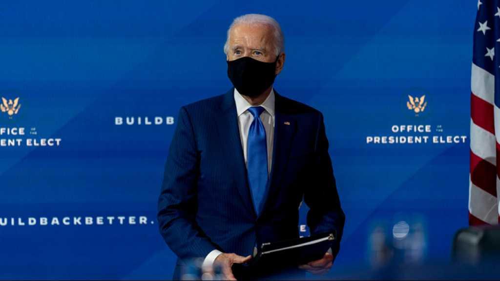 Iran: Biden veut rejoindre l'accord nucléaire avant toute nouvelle négociation