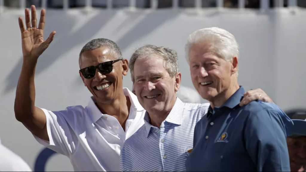 Coronavirus: trois anciens présidents US prêts à être vaccinés devant les caméras