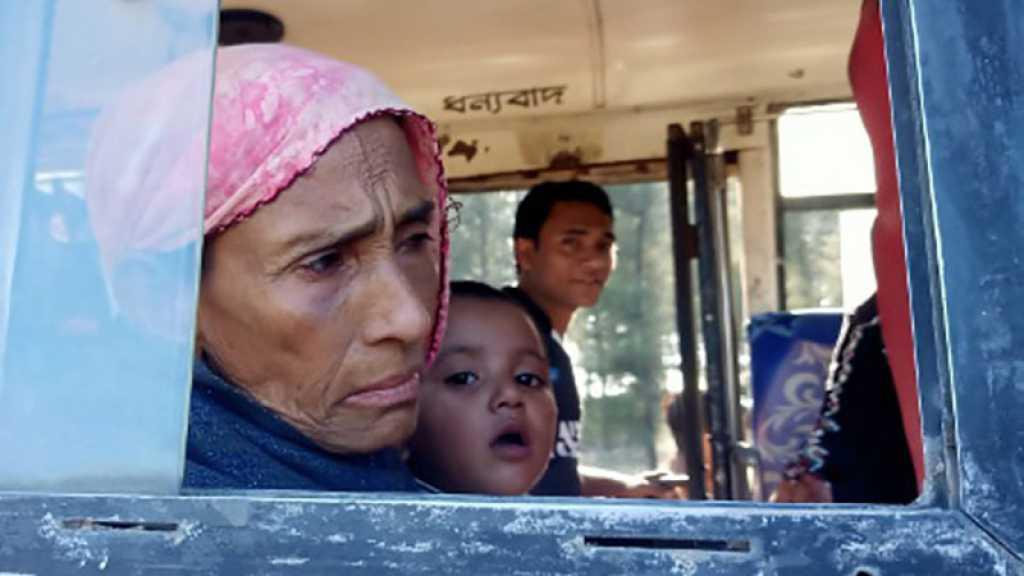 Le Bangladesh transfère des réfugiés rohingyas vers une île isolée et battue par les cyclones