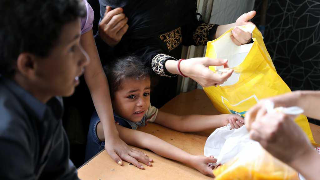 Le Yémen est au bord de la famine, s'alarme le PAM