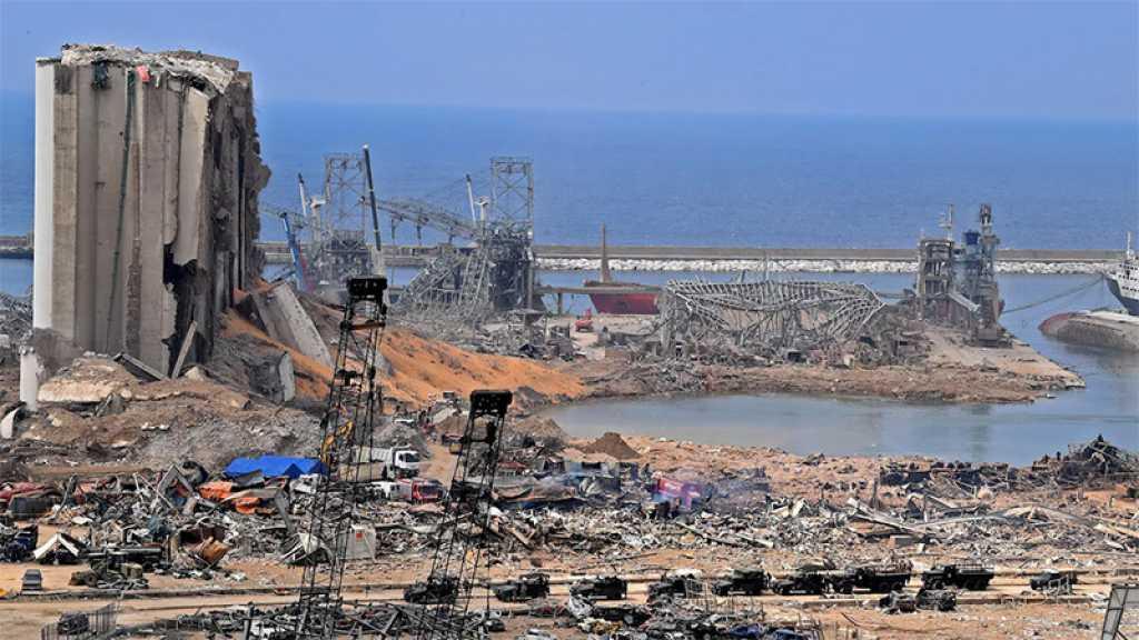 Liban: la reconstruction de Beyrouth coûtera 2,5 milliards de dollars