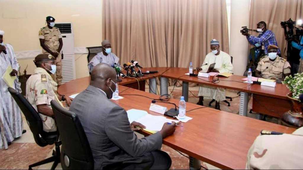 Mali: première réunion du Conseil national de transition