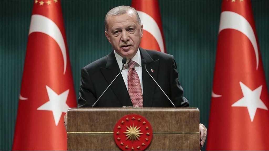 Méditerranée orientale: Erdogan appelle à une «formule gagnant-gagnant»