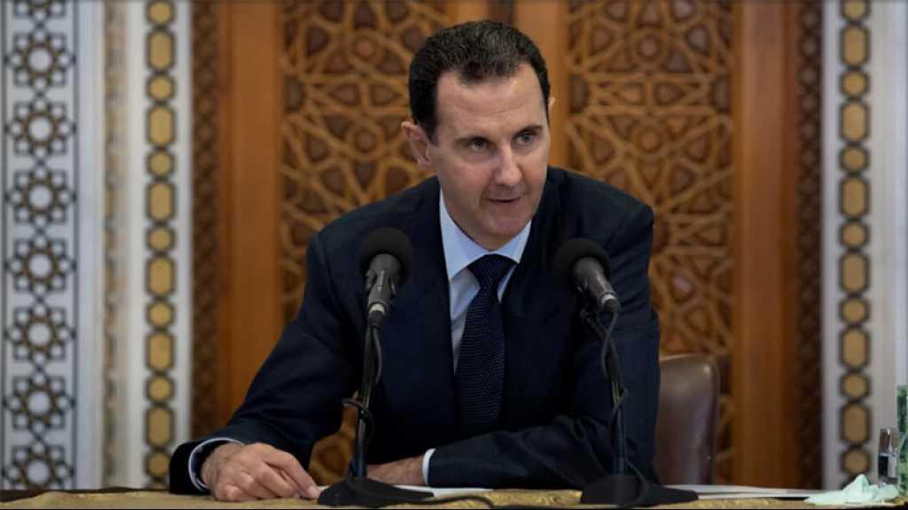 Assad: L'institution religieuse authentique a joué un grand rôle afin que la Syrie vainc la sédition