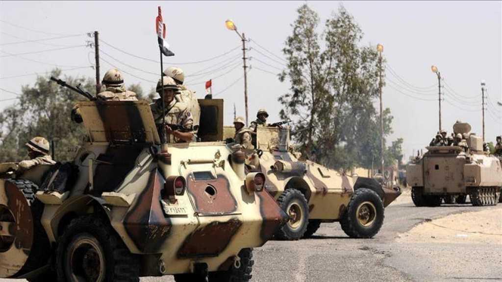 Egypte: quarante terroristes tués, sept militaires morts ou blessés en trois mois