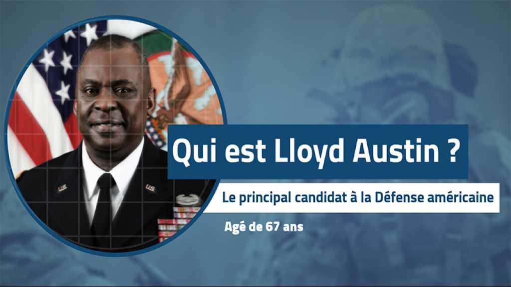 Qui est Lloyd Austin, le principal candidat au Pentagone?
